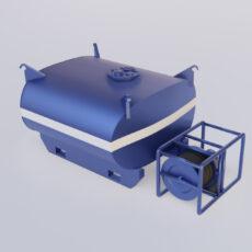 LavoriVirtuali - cisterna per carburante