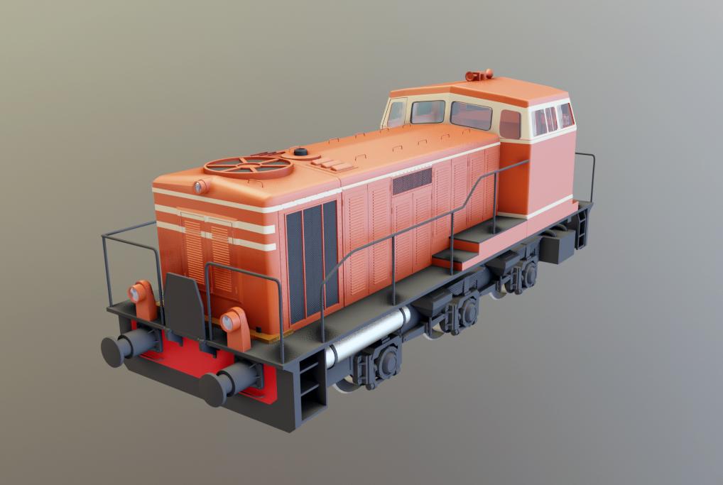Locomotiva SNFT CNe 517 in scala HO