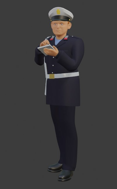 Pattuglia Polizia Municipale