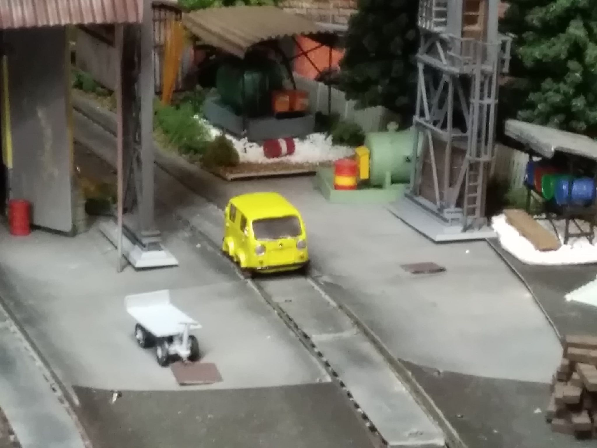LavoriVirtuali - Draisina Fiat 500