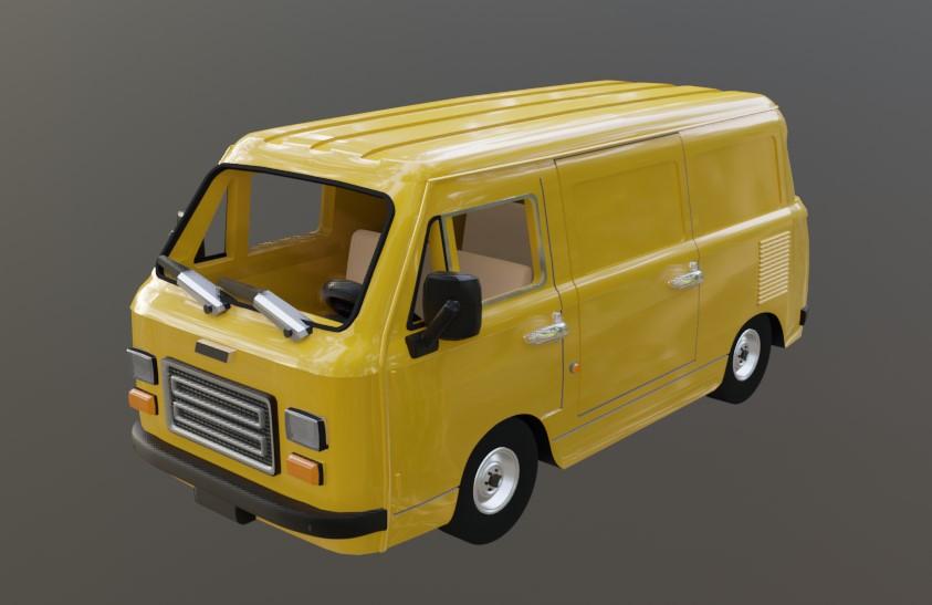 LavoriVirtuali - FIAT 900T Commerciale