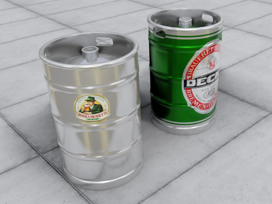 Fusto di birra