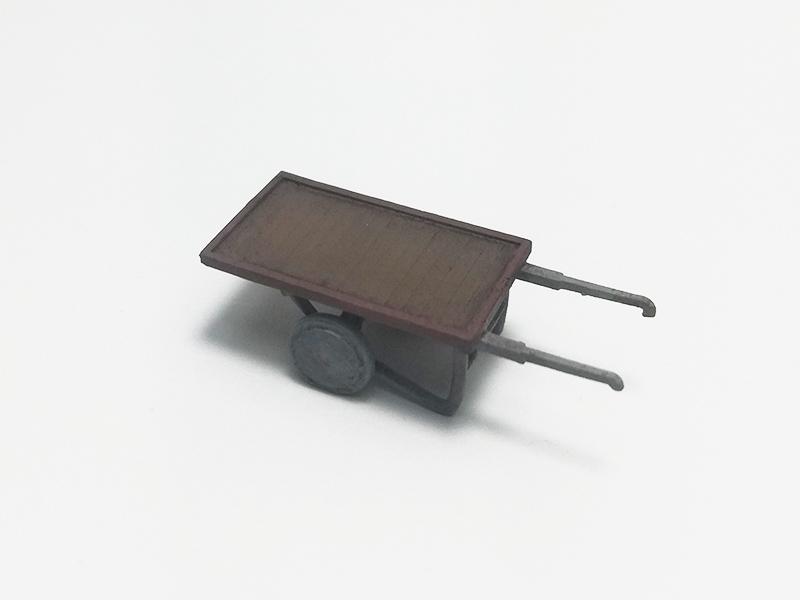 Carretto portabagagli FS